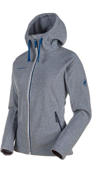 Mammut Yampa Advanced ML sweater Dames blauw